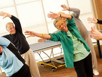 Assisted Living Activities, Assisted Living, Retirement